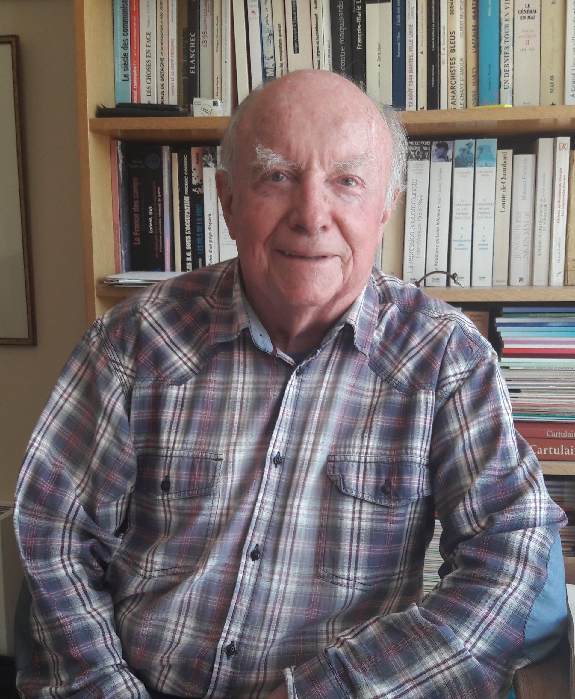 Michel Kervarec en dialogue sur l'histoire locale